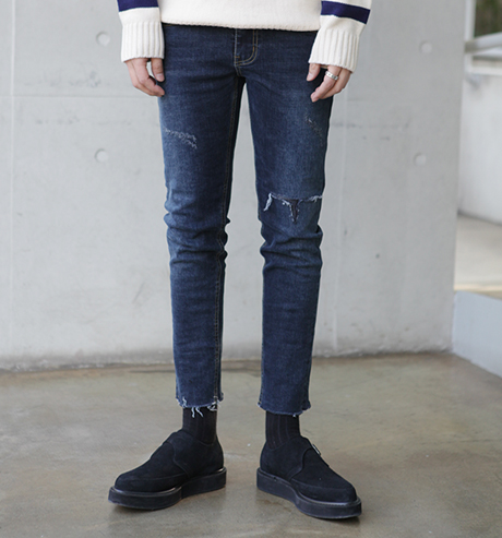 SALT 1661 T denim
