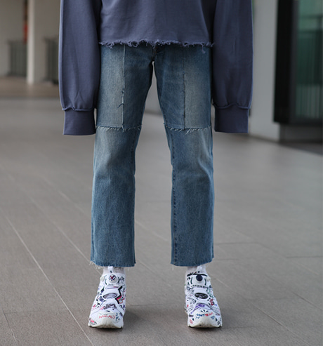 Vet*ments x levi* rework denim (2size)