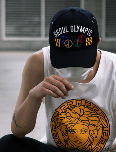 SEOUL CITY,88 pmo cap (1color)